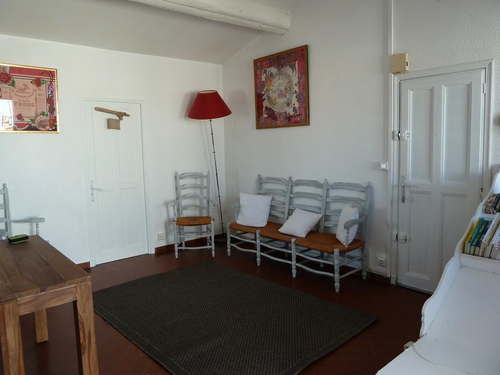 Foyer Grand Ouest Beaurepaire : Camargue chez mireille intérieur